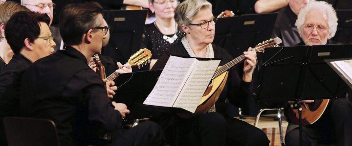 Jubiläumskonzert – Zartbesaitet und dennoch klangstark